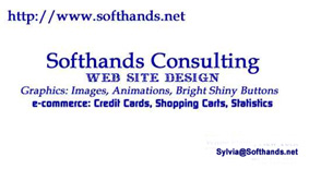 Softhands Business Card